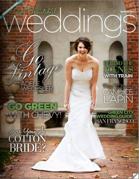 Eco-Beautiful Wedding E-Zine