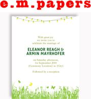 e.m. papers is designing for Glo!
