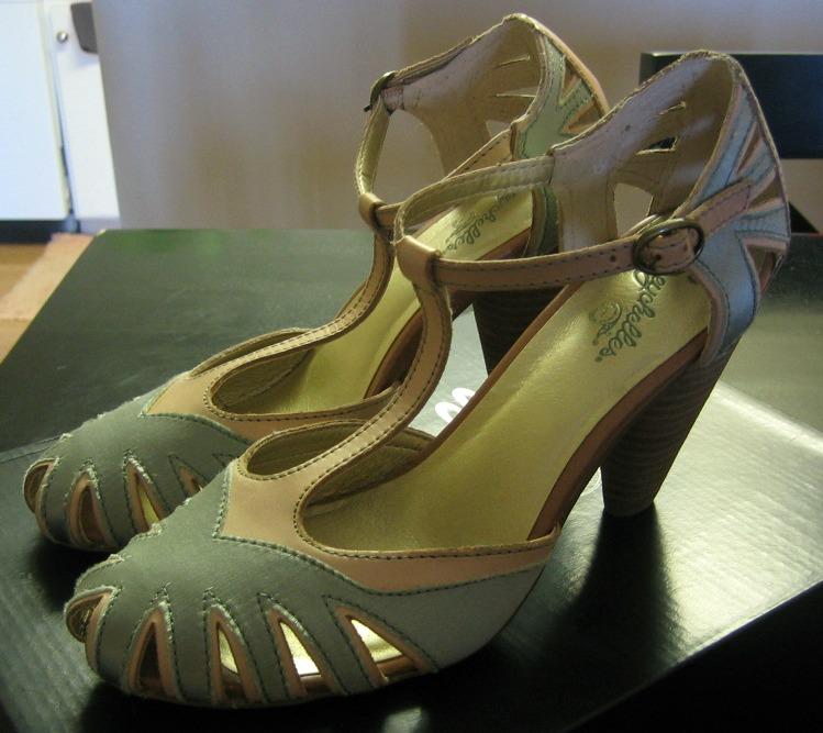 Madeline's Wedding Shoes