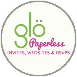 glosite email wedding invitations and wedding websites