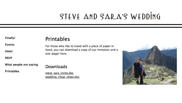 site | printables