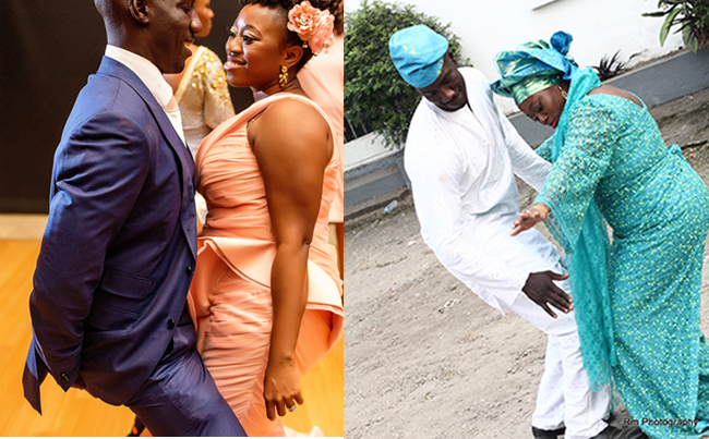 nigerian maryland wedding dance montage