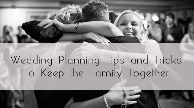 glosite wedding planning tips to keep family harmony