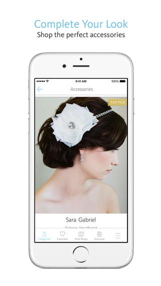 the knot lookbook wedding planning app