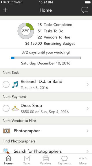 wedding happy wedding planning app