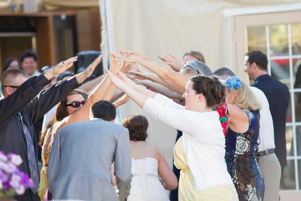 Rachel and Scott's ridiculously fun and beautiful California wedding