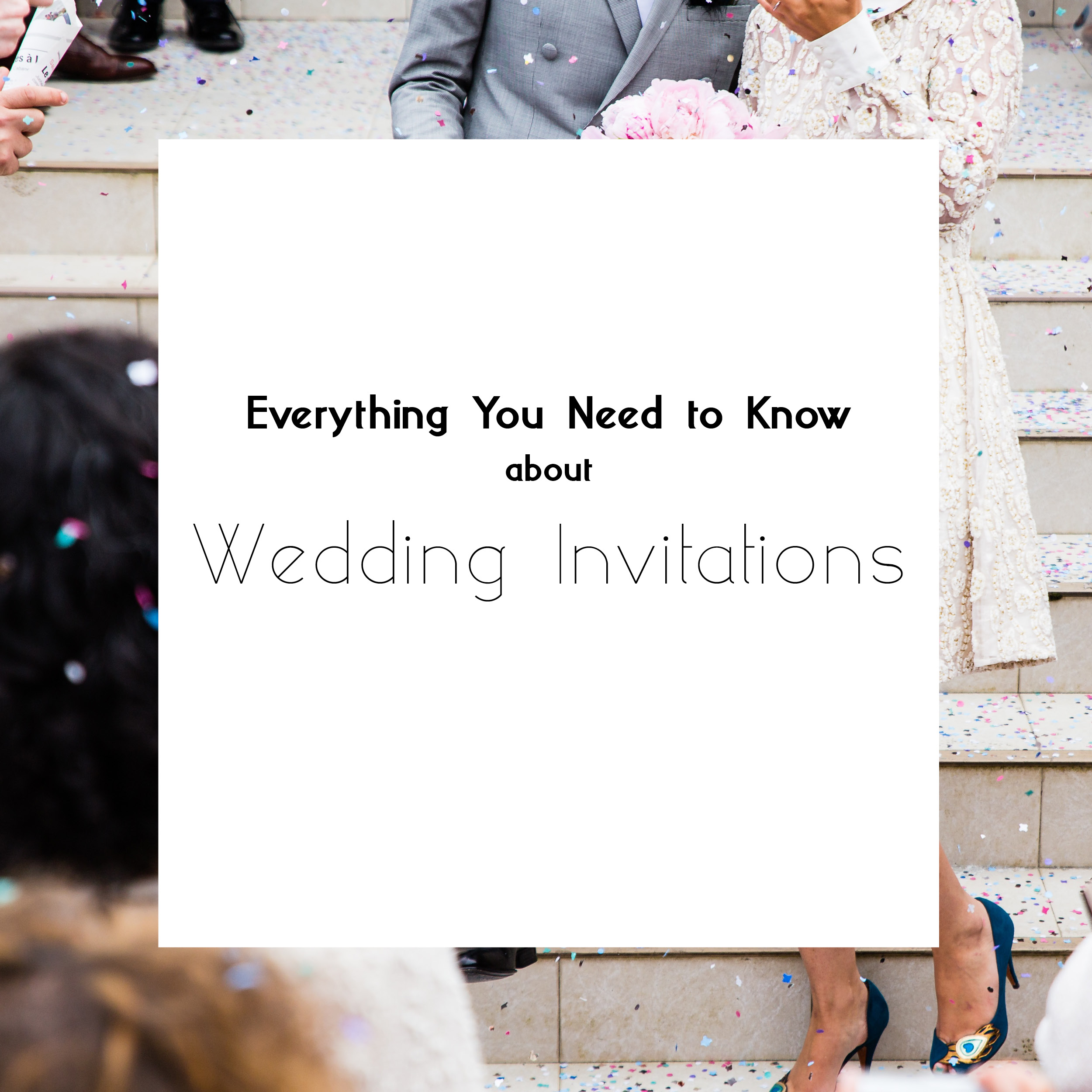 wedding invitations guide