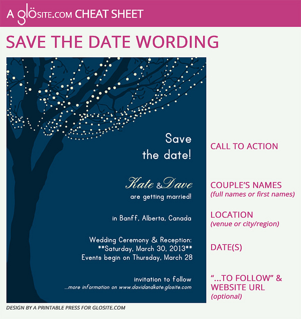 when to send wedding invitations without save the dates With when to send wedding invitations without save the dates
